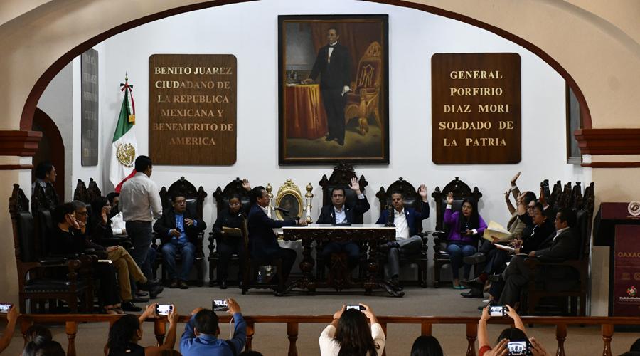 Tema político frena ley de ingresos, acusa García Jarquín