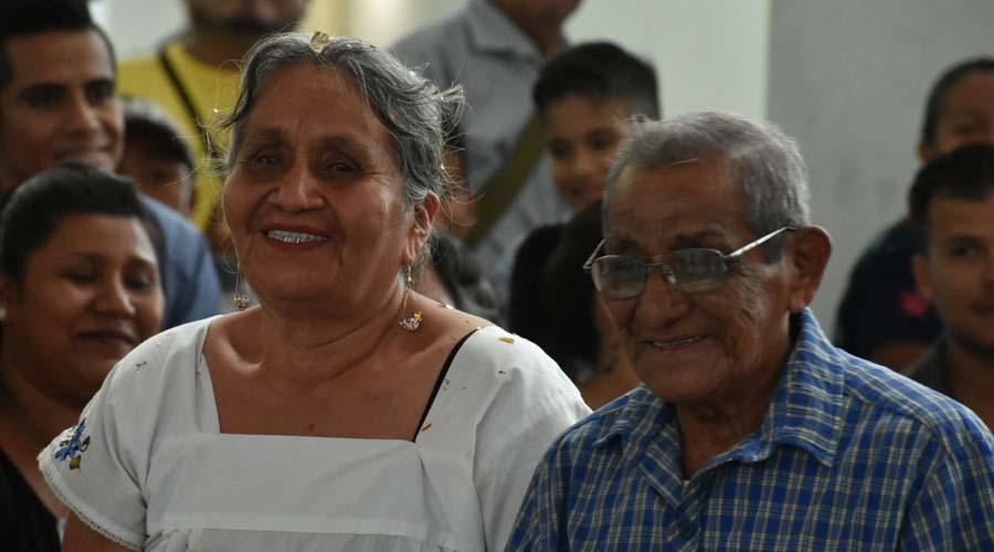 Se casan en el Istmo, luego de 30 años de unión libre   El Imparcial de Oaxaca