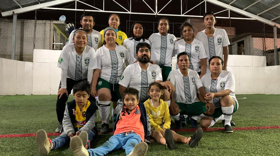 Futbol rápido mixto | El Imparcial de Oaxaca