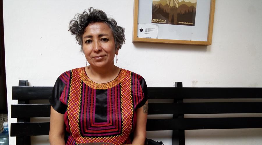 Fallece la poetisa oaxaqueña Guadalupe Ángela | El Imparcial de Oaxaca