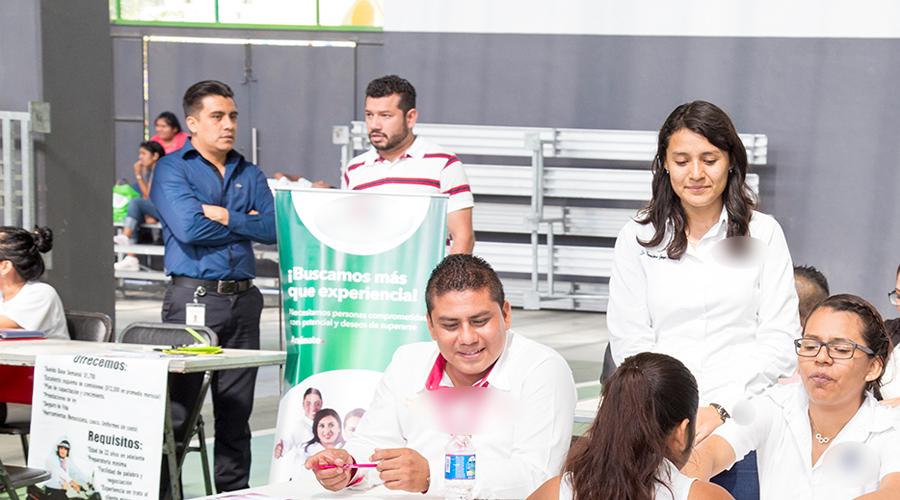 Promueven vacantes para reducir índice de desempleo en Salina Cruz   El Imparcial de Oaxaca