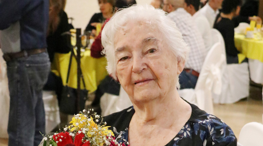 ¡Idalia Teresita cumple 90 años!