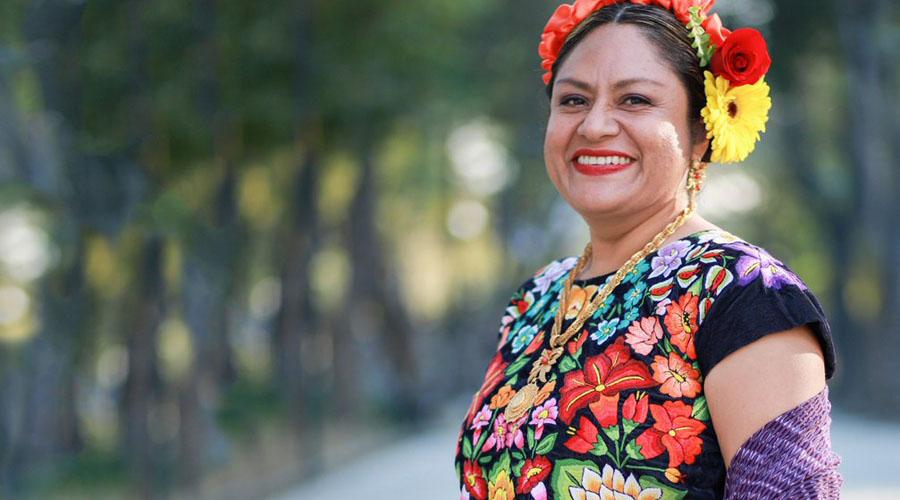 La Oaxaqueña Irma Pineda, asume la vicepresidencia en foro de la ONU | El Imparcial de Oaxaca