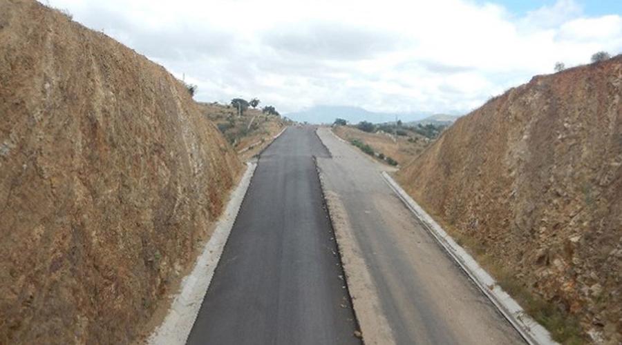 Carretera a la Costa de Oaxaca estará en 50 % para este 2020   El Imparcial