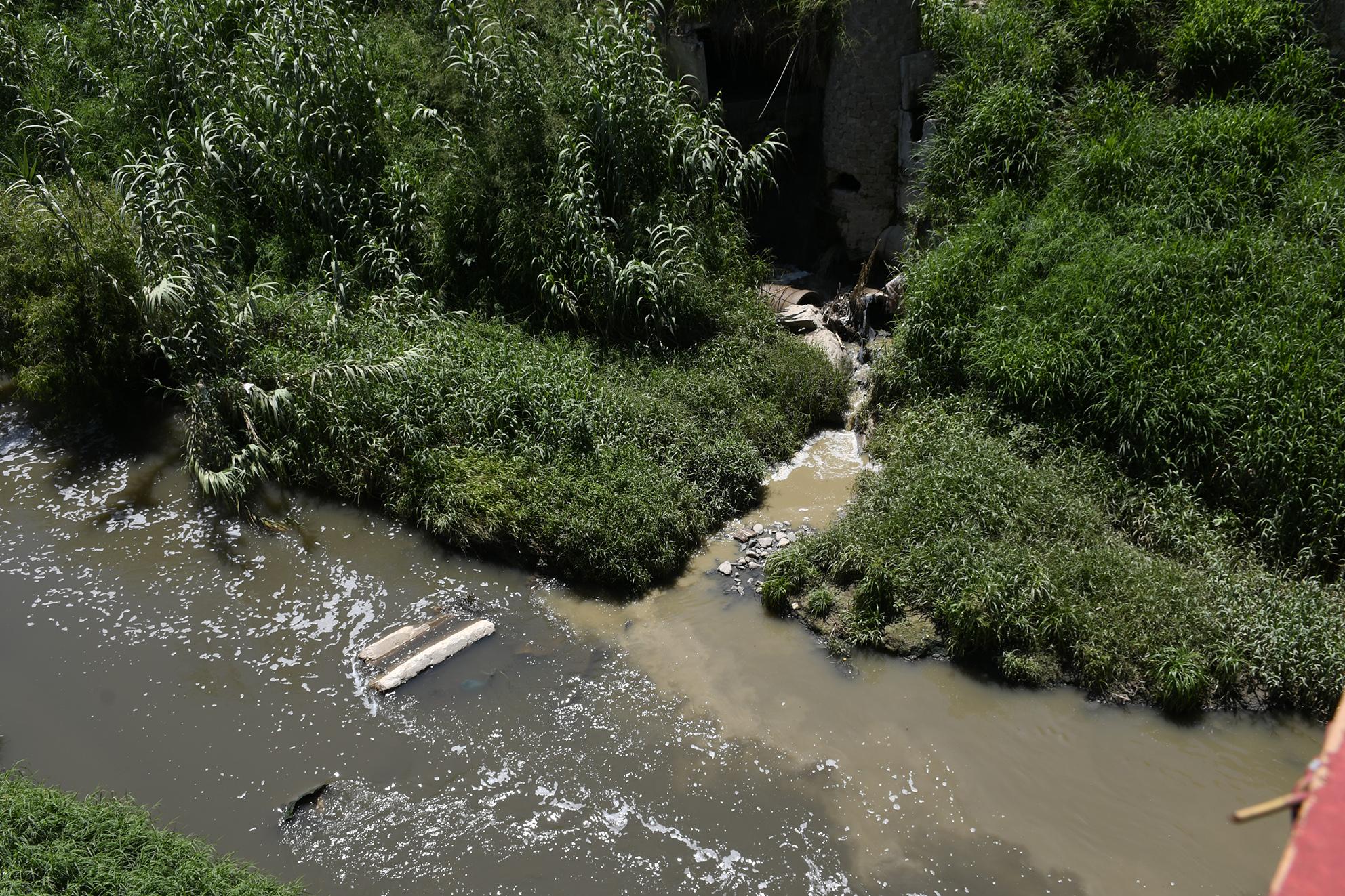 Contaminación alcanza  a más ríos en Oaxaca   El Imparcial de Oaxaca