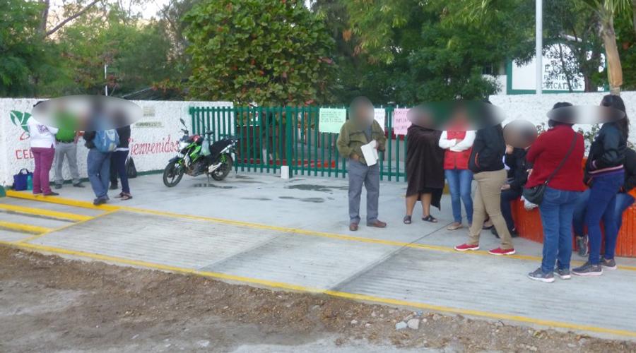 Más de 260 alumnos del Cecyte  Cuicatlán se quedan sin clases   El Imparcial de Oaxaca