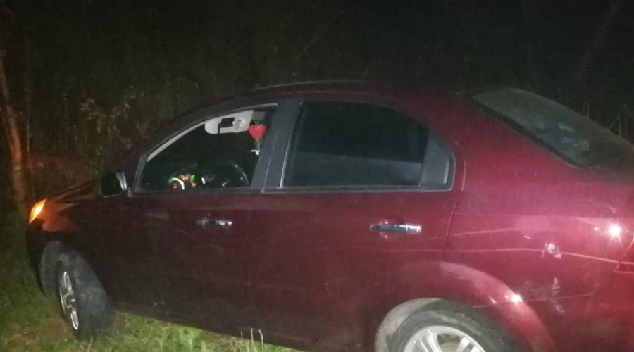 Recuperan auto robado en un asalto a profesores de Huautla | El Imparcial de Oaxaca