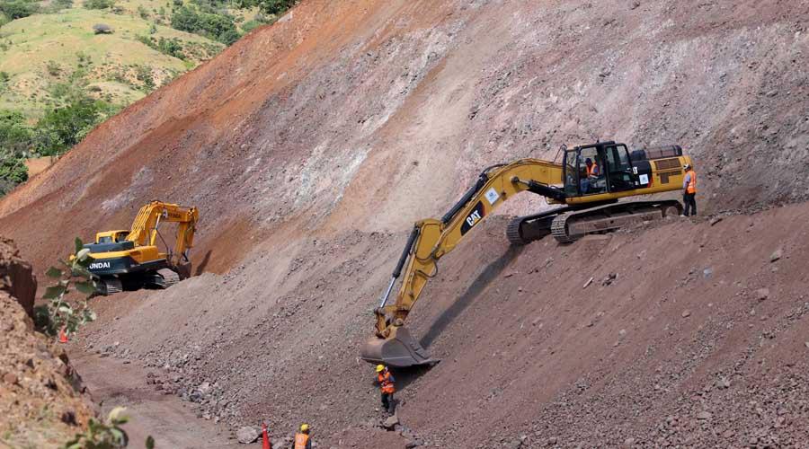 Denuncian presunto acto de corrupción en obra carretera de Oaxaca | El Imparcial de Oaxaca