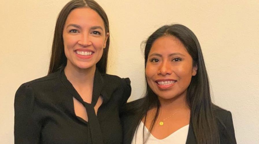 Yalitza se reúne con congresista demócrata | El Imparcial de Oaxaca