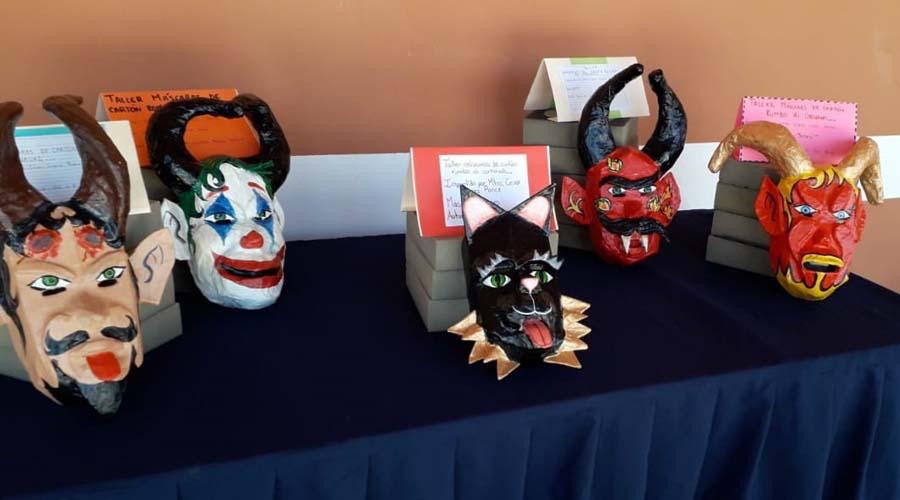 Rescatan costumbres con máscaras de carnaval en Huajuapan | El Imparcial de Oaxaca