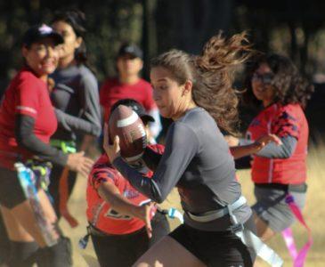Culmina la temporada regular de la Liga Oaxaca Flag Football