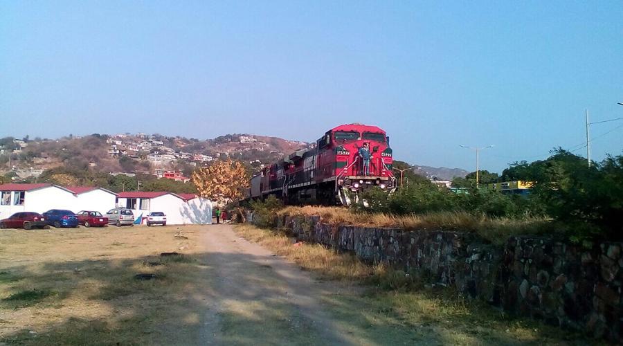 Alentador, proyecto  de tren transístmico | El Imparcial de Oaxaca