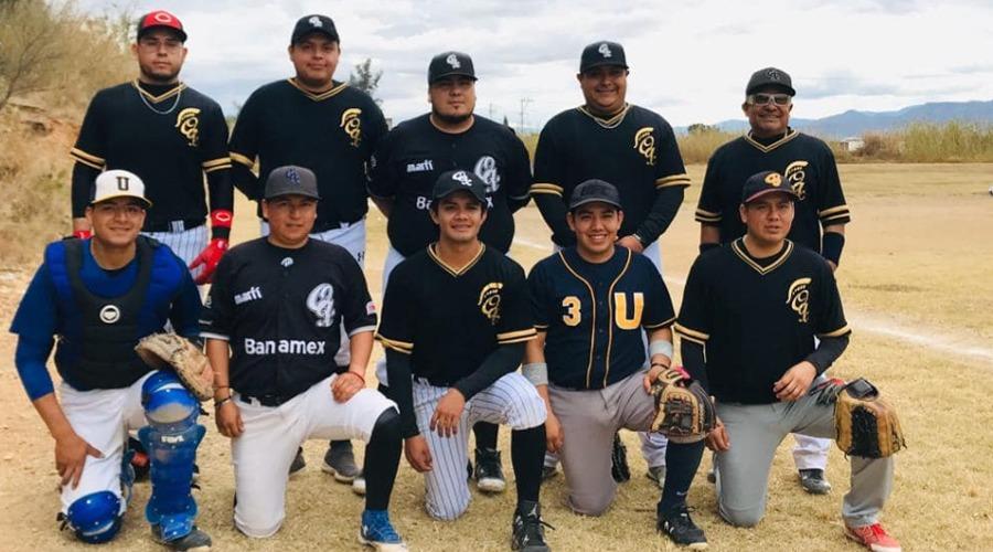 TurisMed comanda la liga de béisbol | El Imparcial de Oaxaca