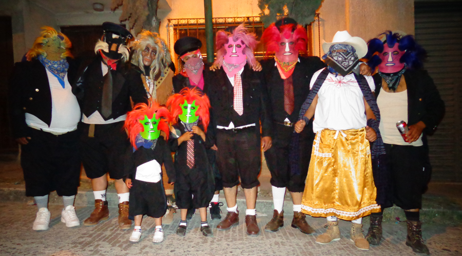 Carnaval de los ñana cha'a genera turismo en la Mixteca
