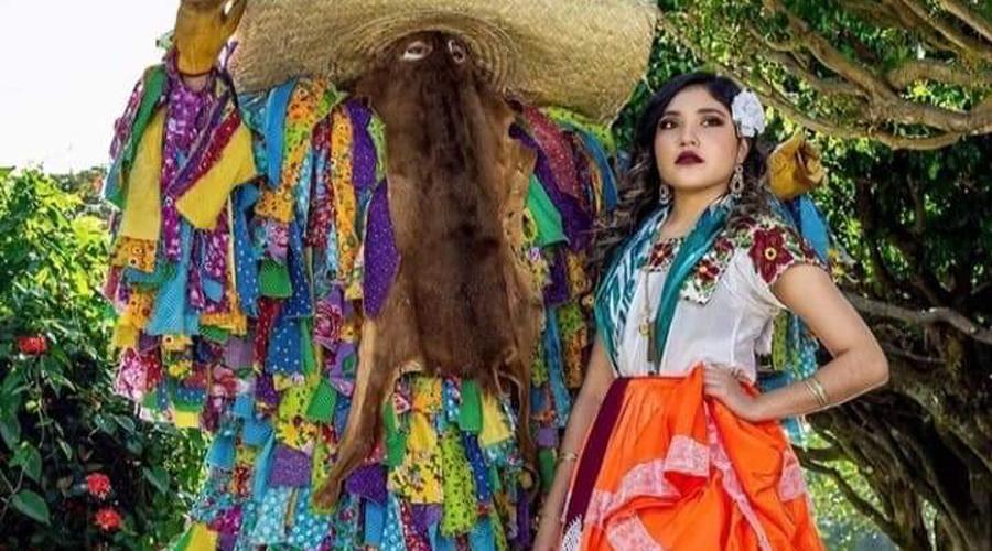 Los mejores carnavales son en la Mixteca de Oaxaca