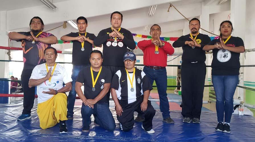 Artes marciales rumbo a las fases eliminatorias de Juegos Nacionales Populares