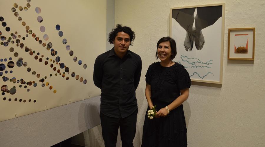 Inauguran la exposición Monte Análogo