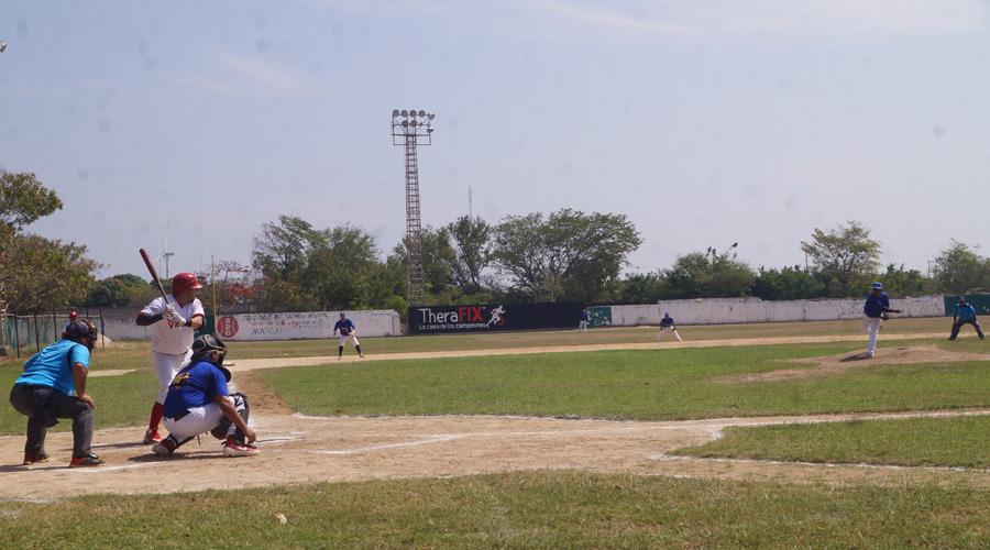 Inauguran campaña de beisbol en El Espinal