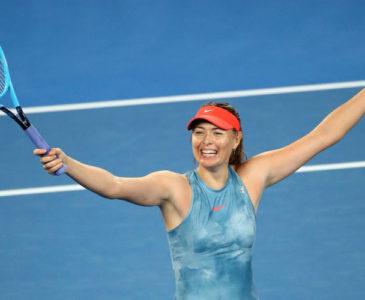 María Sharápova se retira del tenis tras 28 años de carrera deportiva