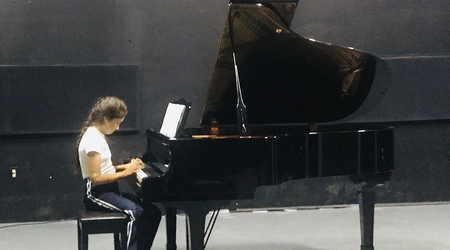 Mi amigo el piano