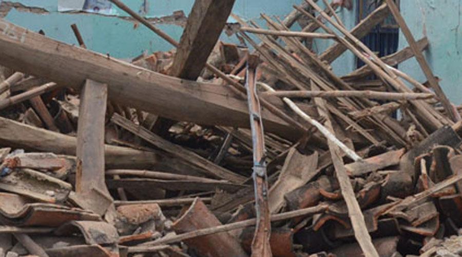 Familias de Tehuantepec anhelan la reconstrucción de viviendas | El Imparcial de Oaxaca