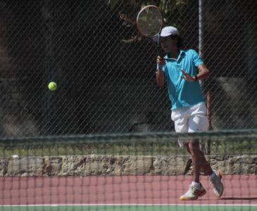 El Torneo Estatal de Dobles se puso en marcha en el Deportivo Oaxaca