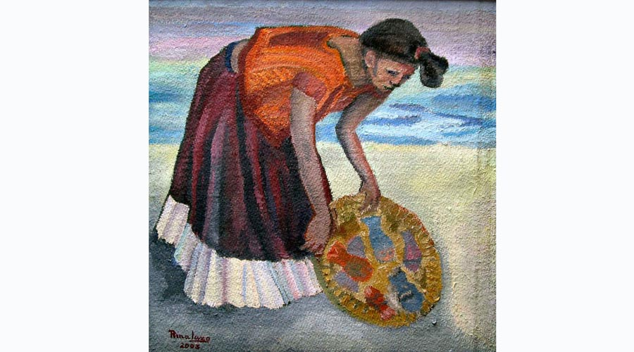 El Istmo de Tehuantepec llega al Salón de la Plástica Mexicana | El Imparcial de Oaxaca