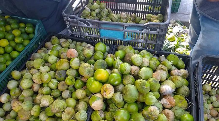 Sube el precio del tomate y el miltomate | El Imparcial de Oaxaca