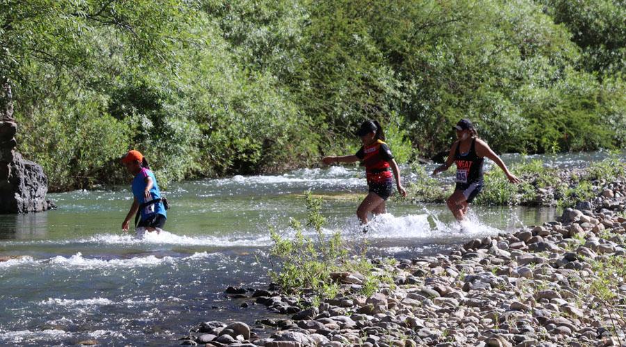 Sobreviven a la River Race