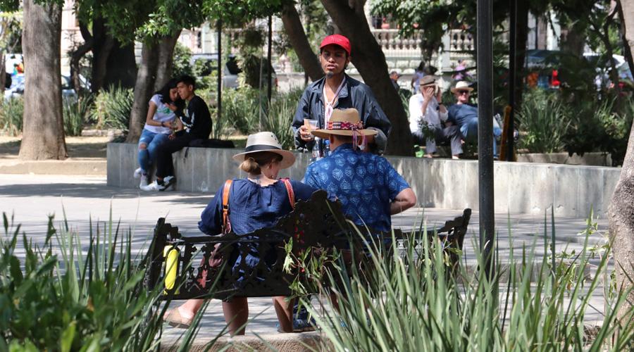 Ambulantes invaden los espacios públicos en Oaxaca | El Imparcial de Oaxaca