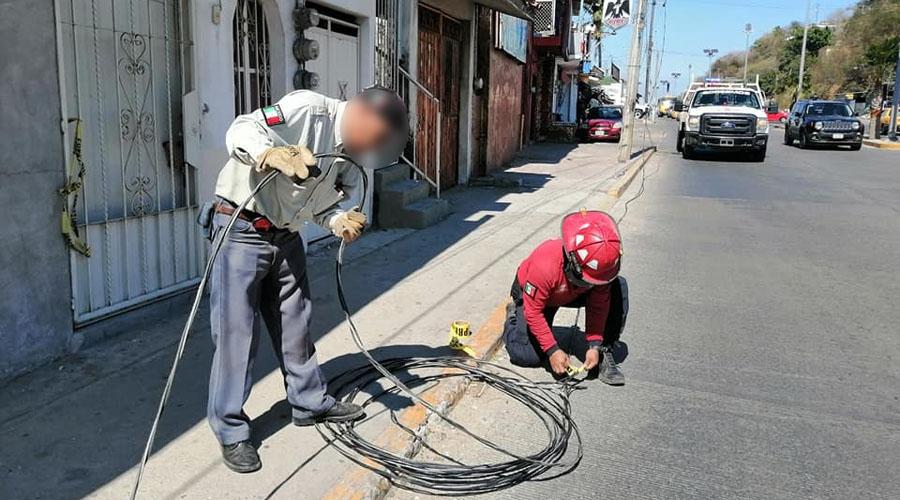 Daños en paneles solares y en cableado de la CFE en Salina Cruz   El Imparcial de Oaxaca