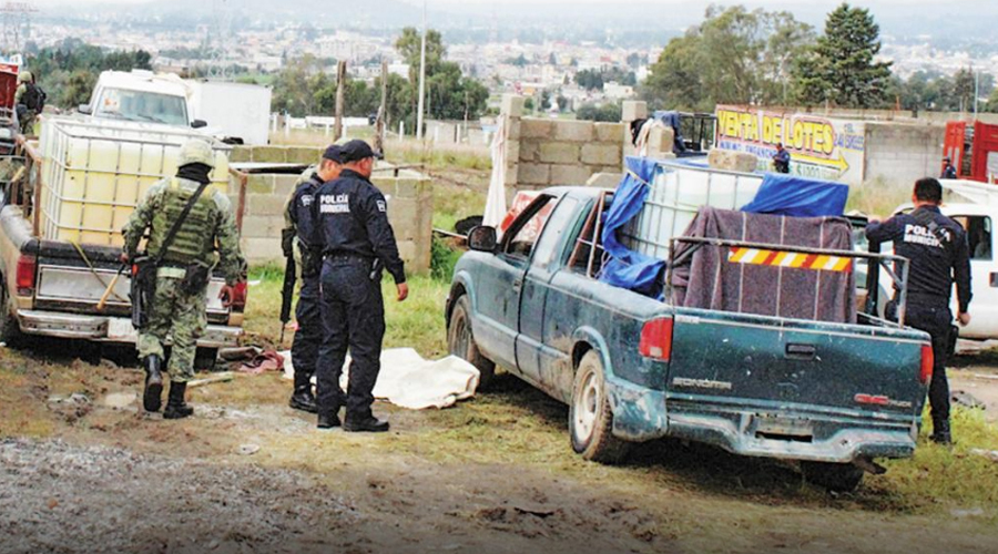 Registra Pemex 140 tomas clandestinas en territorio Oaxaqueño durante 2019 | El Imparcial de Oaxaca