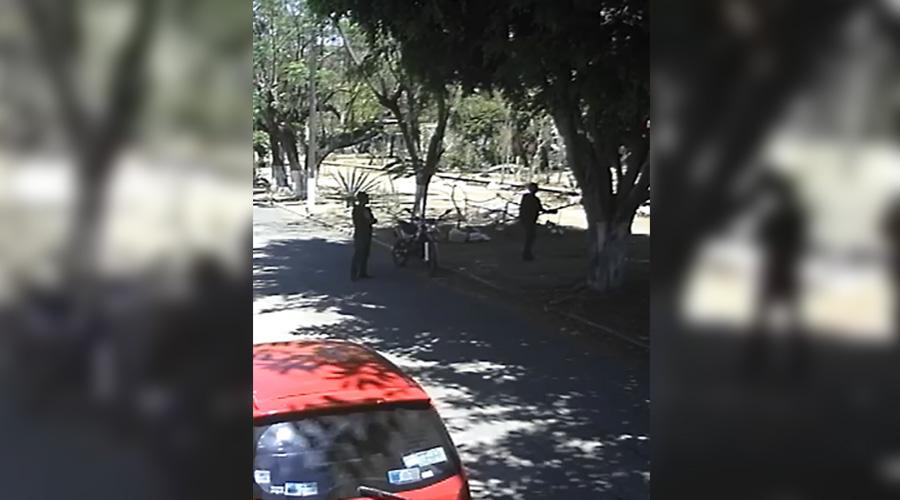 """Hombre es llevado al matadero por su """"Cuate"""" en Santa Rosa"""