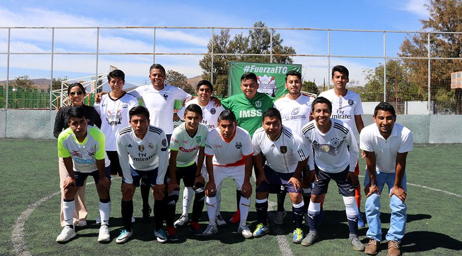 Gana Real Mandil Torneo Intramuros del ITO 2020