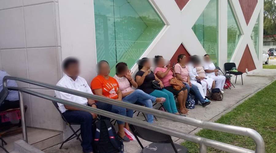 Continuará paro de labores en hospital de Juchitán