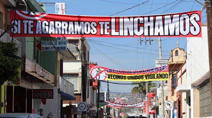 Falla operativo de seguridad en Oaxaca, continúan robos en la zona norte   El Imparcial de Oaxaca