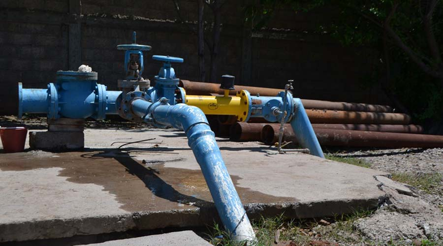 En Juchitán fallas en el pozo 3 afectan suministro de agua potable   El Imparcial de Oaxaca
