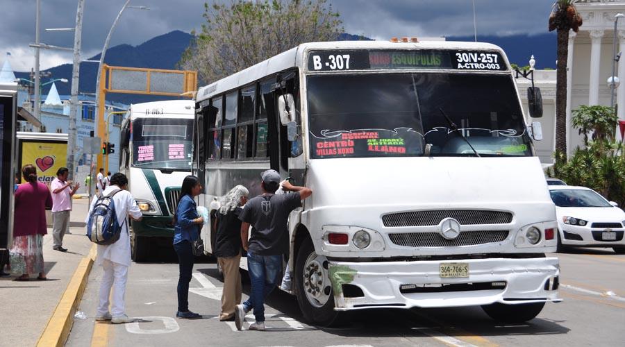 30 % de los urbanos en Oaxaca son chatarra