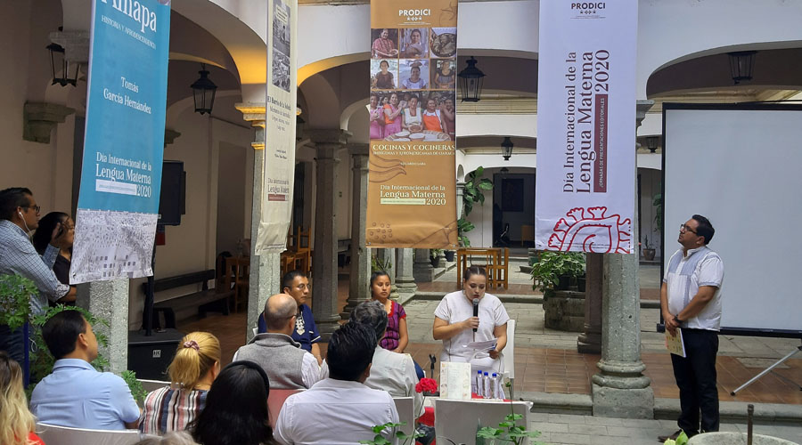La lengua viva | El Imparcial de Oaxaca