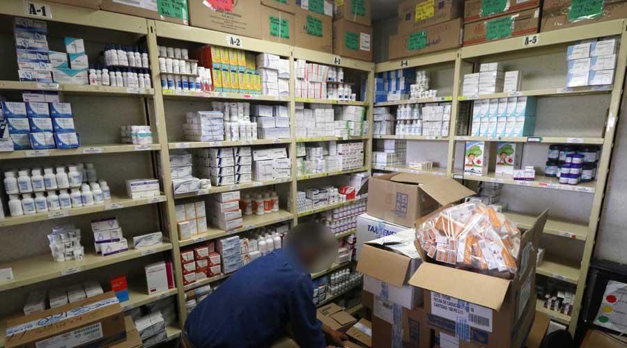 En Oaxaca, llegarían hasta abril medicamentos faltantes | El Imparcial de Oaxaca