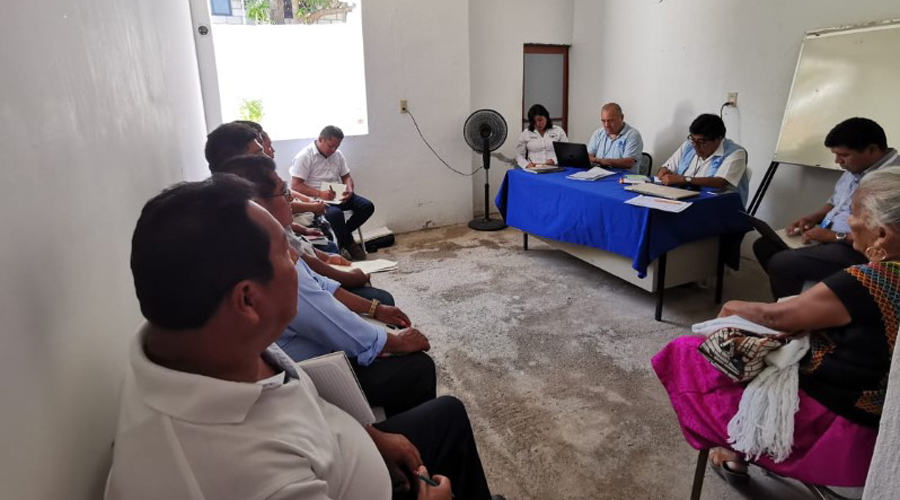 Familias desplazadas de San Francisco del Mar demandan atención de la DDHPO | El Imparcial de Oaxaca
