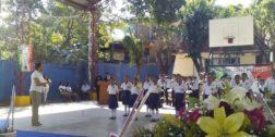 Realizan interpretación del Himno Nacional Mexicano