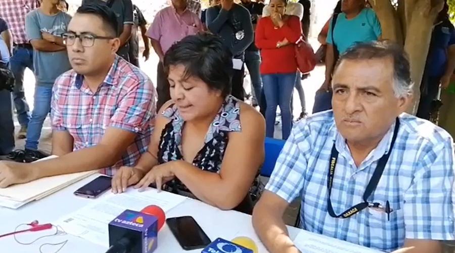 Piden cuentas claras, trabajadores de la Fiscalía de Oaxaca   El Imparcial de Oaxaca
