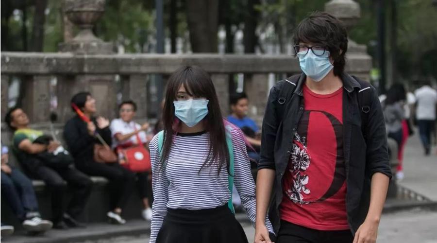 Ineficaz cubre boca ante el Coronavirus   El Imparcial de Oaxaca