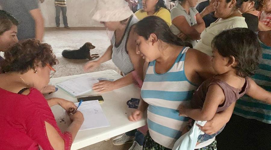 Se benefician con Leche Liconsa | El Imparcial de Oaxaca