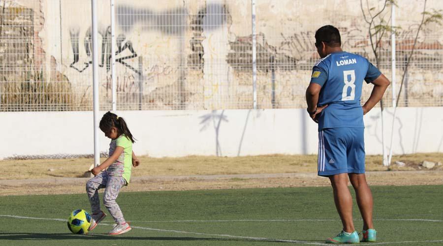 Futbol 7, deporte para los jóvenes