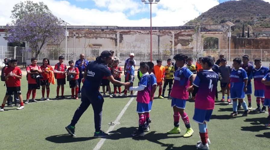 En Oaxaca se busca fomentar el deporte infantil | El Imparcial de Oaxaca