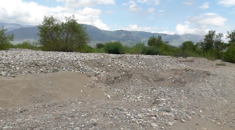 Una mina de oro, extracción de material pétreo en Cuicatlán | El Imparcial de Oaxaca