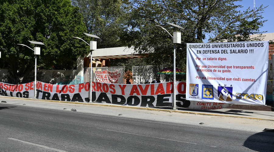En Oaxaca se detienen las negociaciones de la UABJO | El Imparcial de Oaxaca