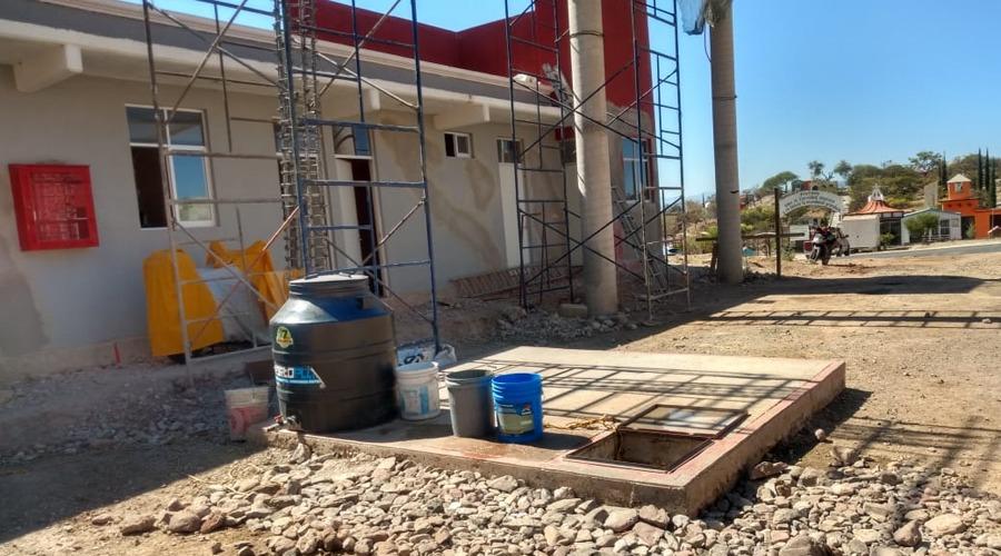 En HUajuapan denuncian bomberos mal estado del edificio | El Imparcial de Oaxaca